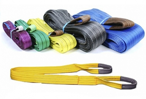 Стропы текстильные ленточные кольцевые СТК